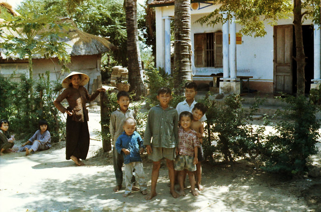 Village People - Photo by bcopley, Binh Dinh 1971-72