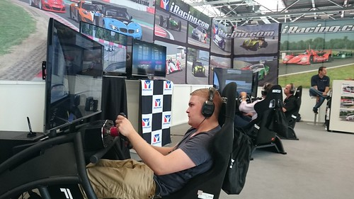 iRacing at the Sim Racing Expo 2016