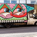 Sweet Toof & Paul Insect Box Truck by Hookedblog