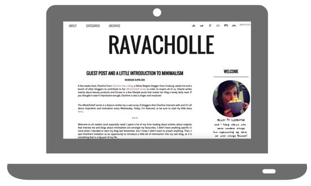 New Blog Layout