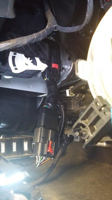 Gen5 DIY DRL Harness Installed - Chevy SS Forum