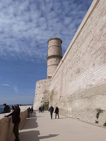 la tour du fort saint-jean