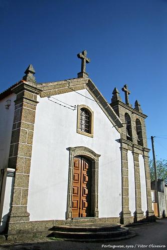 Igreja Matriz de Oliveira do Mondego - Portugal