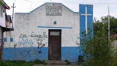 Ushuaia,  kościółek