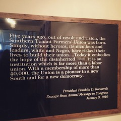 Southern Tenant Farmers Union