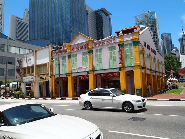 P4178981 シンガポール チャイナタウン singapore Chinatown