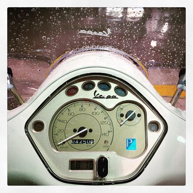 Piaggio Vespa LX125 3V