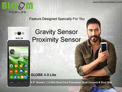 Bloom GLOBE 4.0 Lite With Features Specially Designed For You