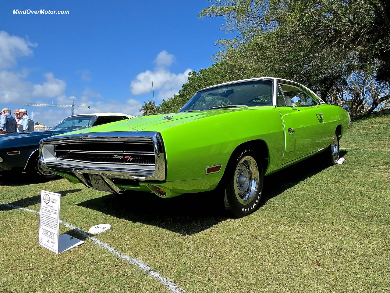 1970 Dodge Charger R:T Front
