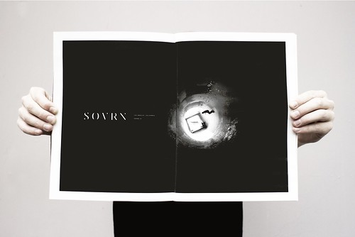 SOVRN ad featured in THE SKATEBOARD MAG issue 135