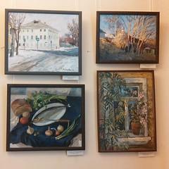 Живопись - выставка Товарищества ростовских художников открылась в Самуиловом корпусе  #rostmuseum #rostovkremlin