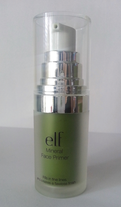 Mineral Infused Face Primer - Tone Adjusting Green