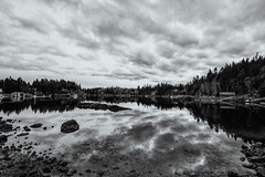 Pender Harbour Reflections