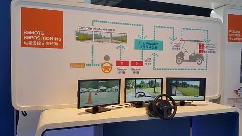 Remote Repositioning ควบคุมรถจากระยะไกล ผ่าน 4G LTE