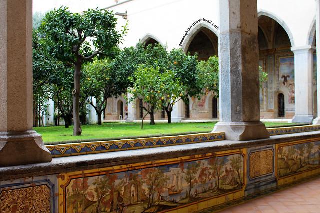 Napoli - Santa Chiara