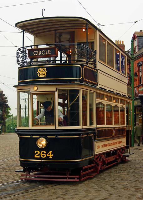 The circle tram