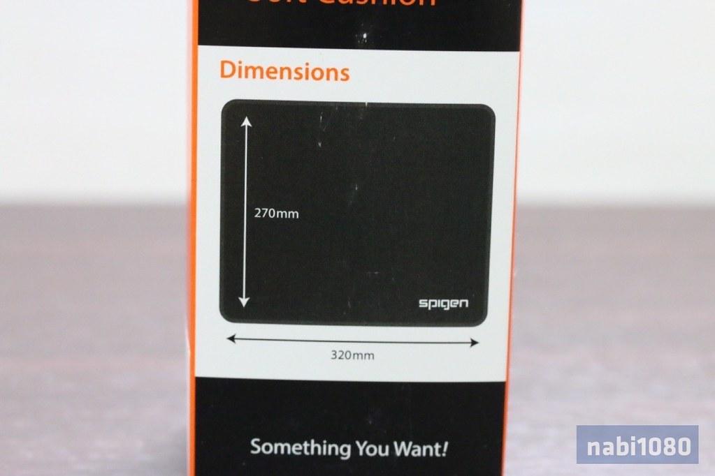 Spigen mouse pad02