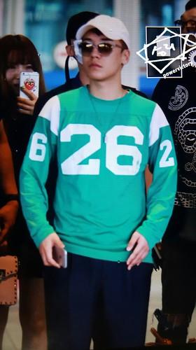BIGBANG arrival Seoul ICN from Chengdu 2016-07-04 (12)
