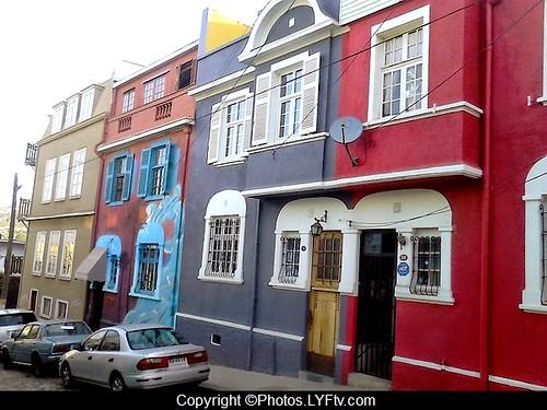 Street Art Valparaiso Chili