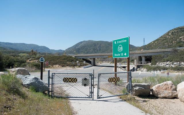 PCT Underpass, m328