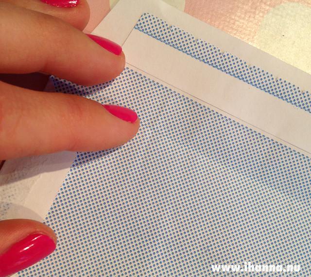 Inside envelope pattern