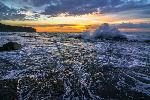 ocean sea sun seascape colour beach water sunrise nikon waves australia tokina beaches