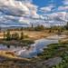 West Thumb Geyser Basin by Philip Kuntz