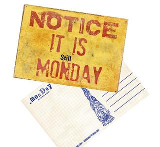 Monday E 16