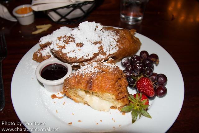 Dinner at Cafe Orleans