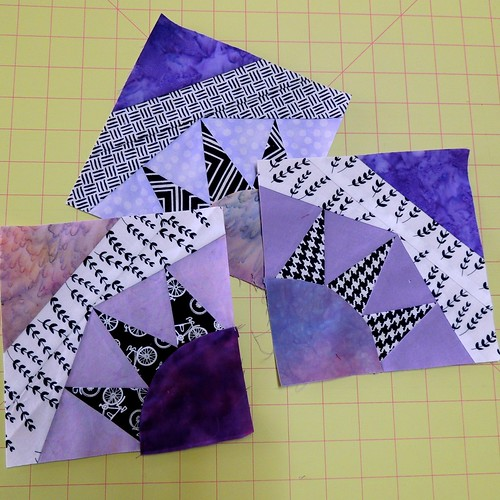Purple Briar Patch Blocks