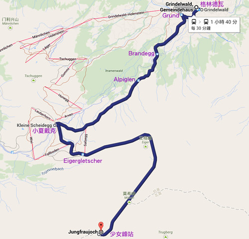 Jungfrau Railway1019-01