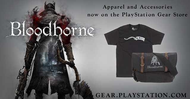 Bloodborne Collection on PS Gear Store