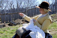 Plimoth Plantation Player