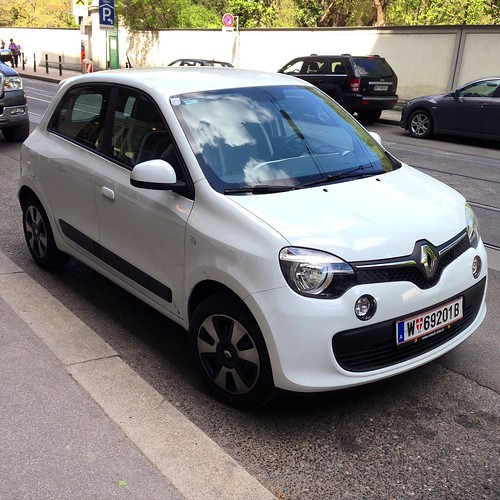 Renault Twingo - Vienna, Austria