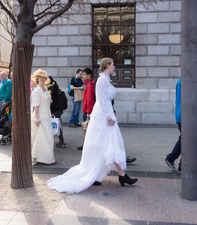 1915 COMES ALIVE IN DUBLIN CITY CENTRE [The 'Road to the Rising'] REF-103200