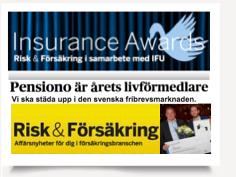 SFB årets livförmedlare