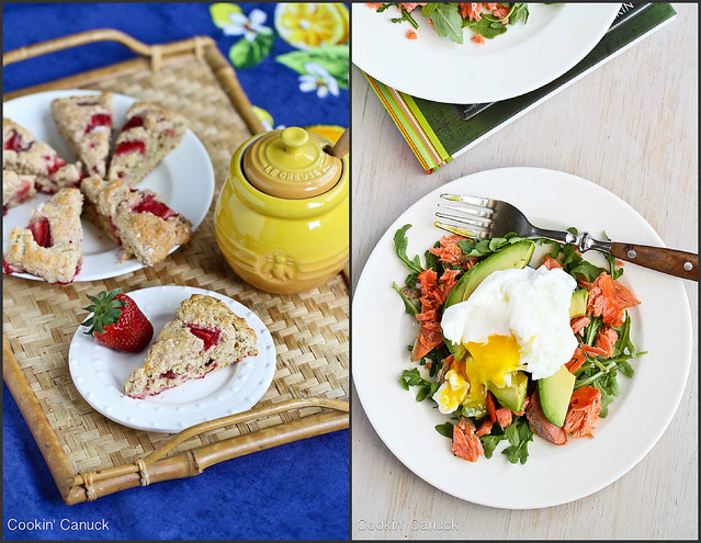 Healthy Brunch Recipes | cookincanuck.com