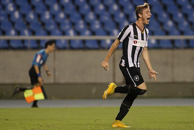 Botafogo x Fluminense Sub 17