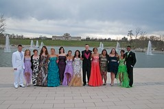 Samantha and Friends Prom 2013