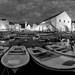 Hvar Town @ Night by fotoRschaffer