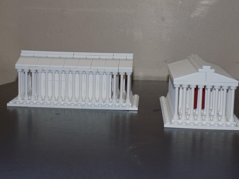 Mini Parthenon for Winnipeg Art Gallery Gift shop 17110850215_202a8153e8_c