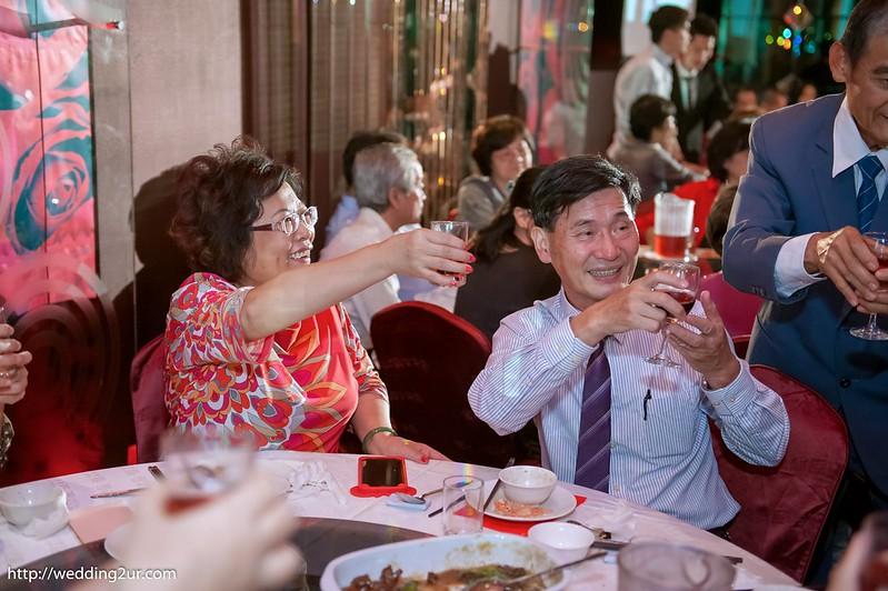 台中婚攝@台中新天地崇德店_141立群&儀婷 訂結婚喜宴