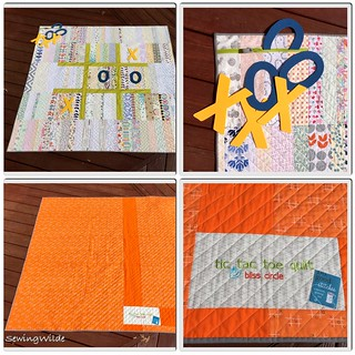 Let's Play Tic Tac Toe for DO. Good Stitches-Bliss Circle February 2015
