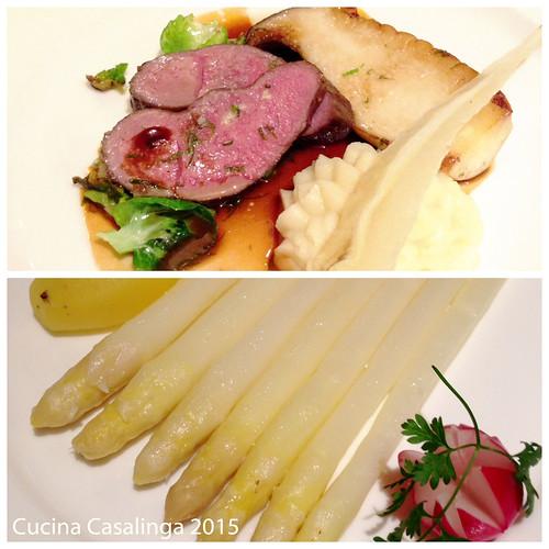 Hohenwart Abendessen 2 Hauptspeise