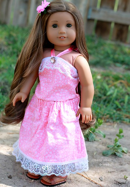 American Girl Doll Kanani