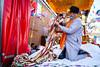 Priest at Vaisakhi