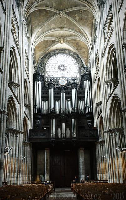 Rouen ~ seat of Norman kings