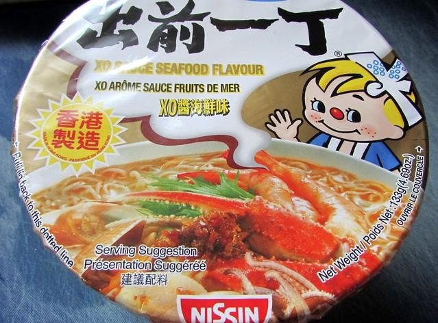 Nissin XO Sauce Seafood Flavour Ramen