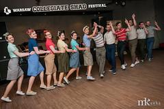 Warsaw Collegiate Shag Festival - sobotnie warsztaty i impreza w Skwerze