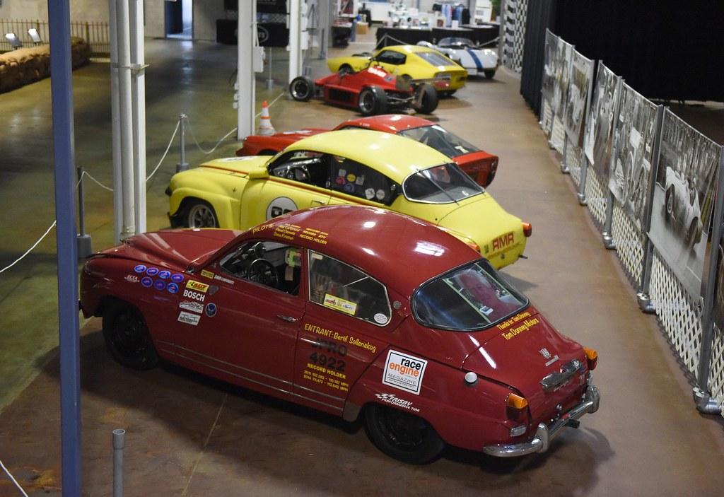 The SAAB Racing Spirit Lives On: May 9-24 2015
